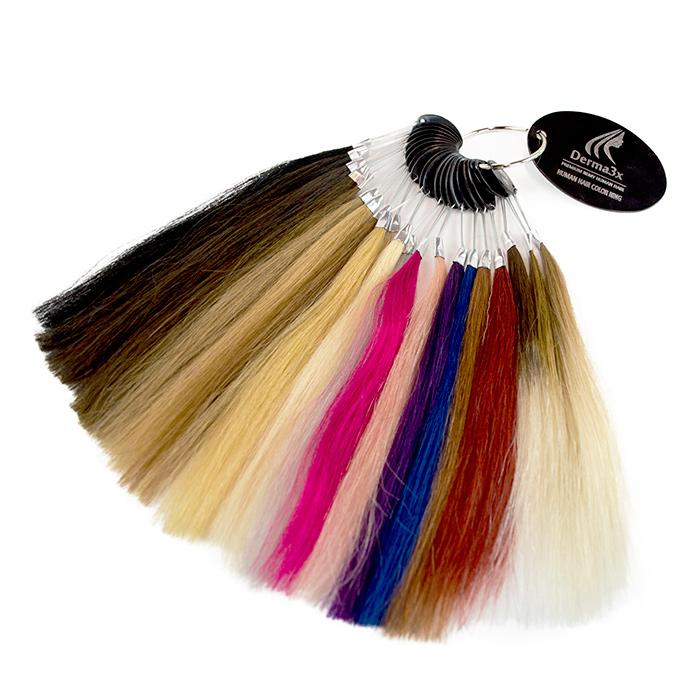 Χρωματολόγιο για τρέσες και εξτένσιον φυσικού μαλλιού 5ea86a7ffb8
